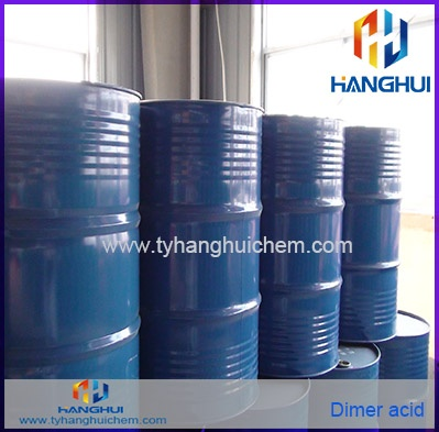 Dimer acid with good quality for polyamide resin
