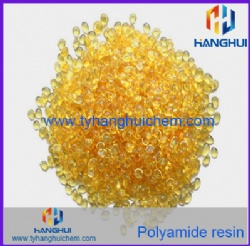 Cosolvent polyamide resin for printing ink